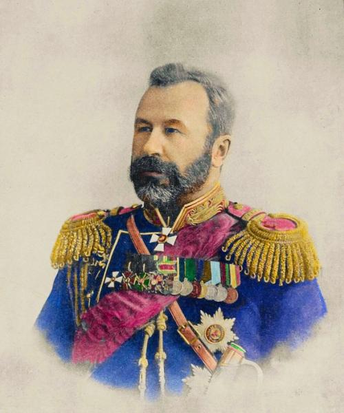 Последний губернатор Туркестана