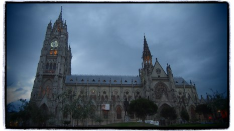 Cathedral Metropolitna de Quito
