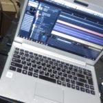 DTMのために新しいノートパソコンを購入!