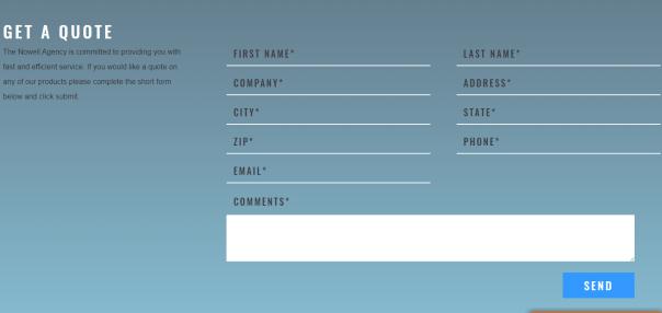insurance website designer mississippi