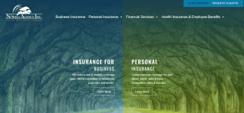 insurance web designer