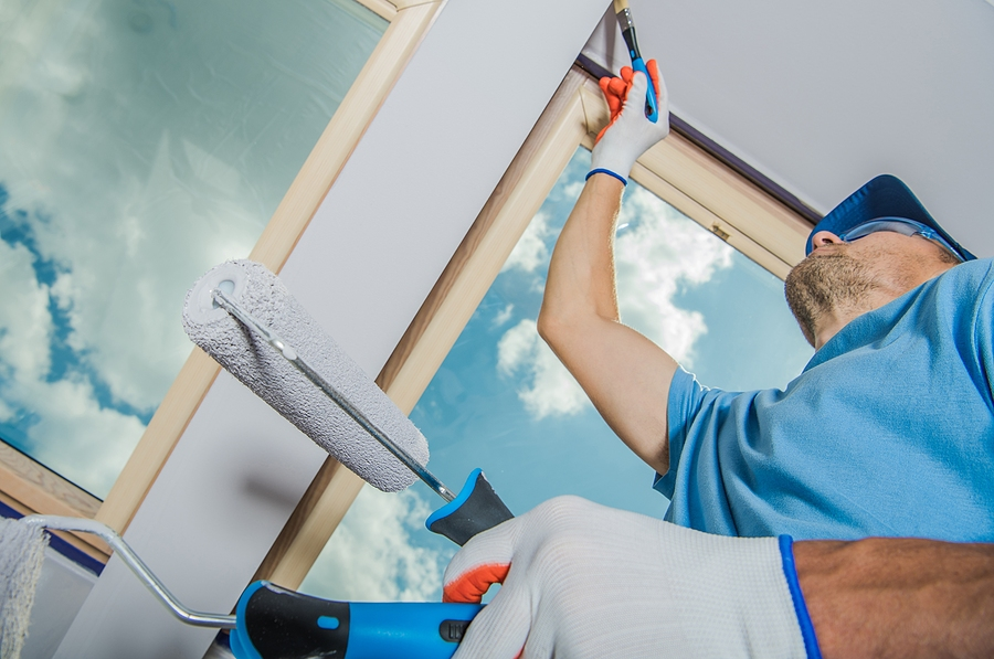advertising for painters