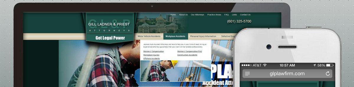 Lawyer website designs