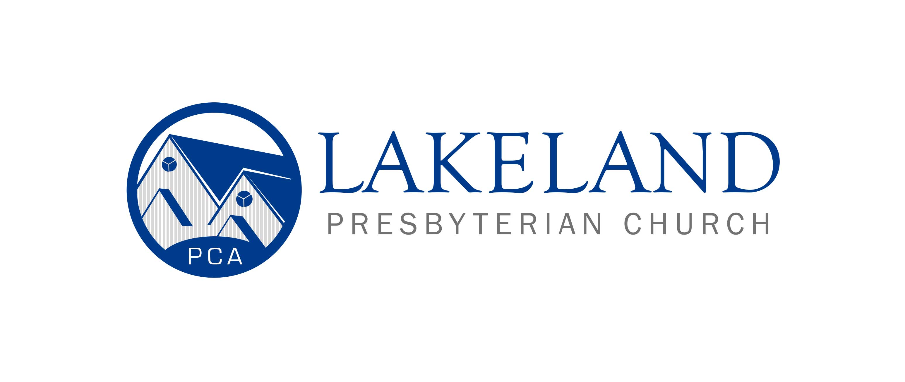 Lakeland Presbyterian Church Logo Design