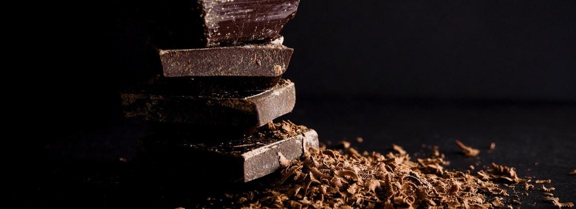 Photo of chocolate bars