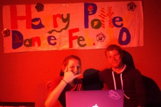 Our DJs for the evening