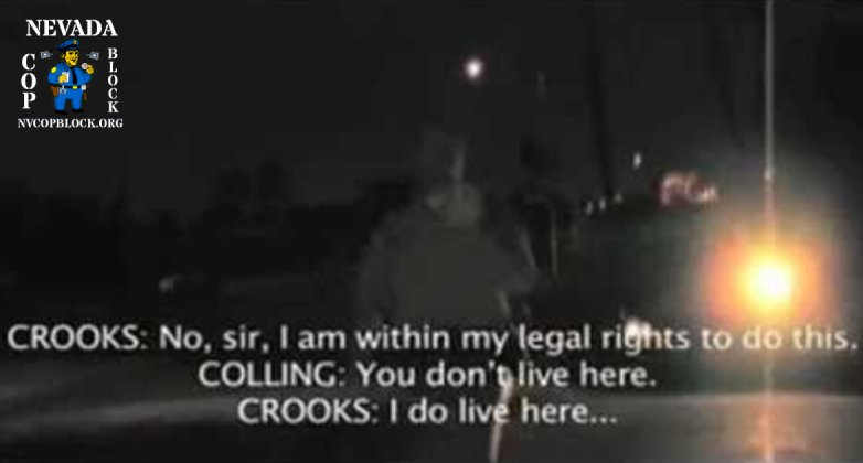 Derek Colling Most Dangerous Cop in America LVMPD
