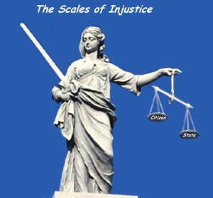 Scales of Injustice 300x280 Justice for Stanley Gibson or Just an End Around Coroners Inquest Reforms?