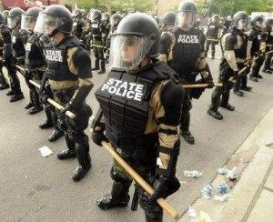 """No """"More Cops"""""""