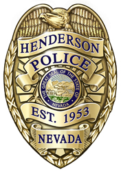 The Shiny Badges from the Henderson, NV Police Department