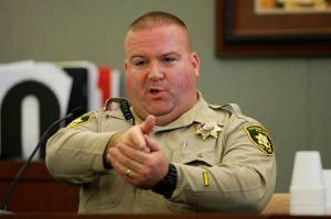 William Mosher - One of the LVMPD Cops that Murdered Erik Scott at a Las Vegas Costco