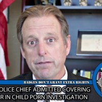 N. Las Vegas Police Chief Admitted Covering Up for Mayor in Child Porn Investigation