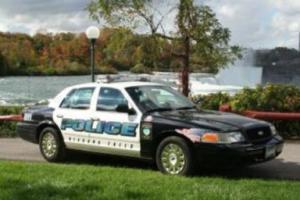 Niagara Falls Police Department Cruiser