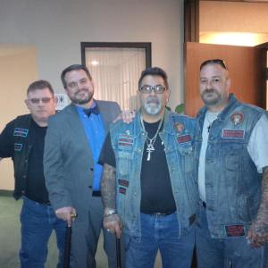 Las Vegas Attorney Stephen Bowtie Stubbs Bikers For Christ