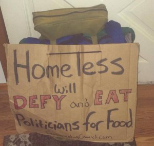 Homeless Food