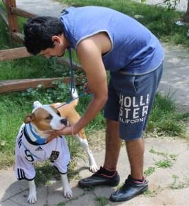 Ricardo Soto Police Dog Shooting Churro