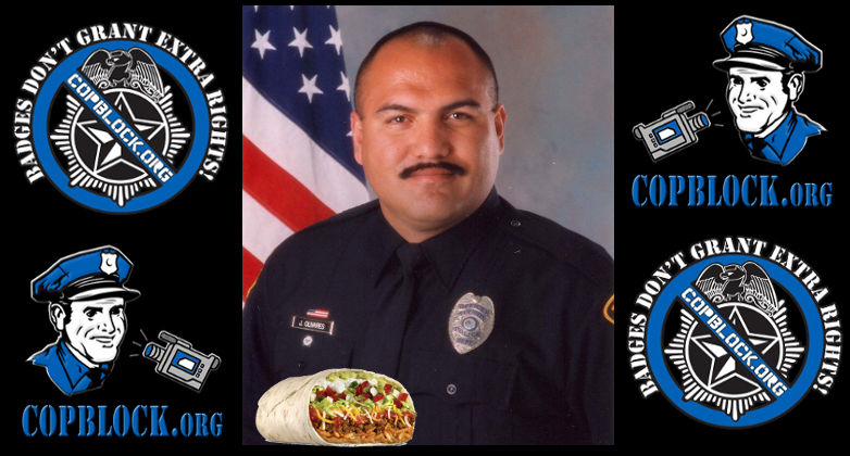 Burrito Thief Rehired to Tucson Police Dept. by Arizona Peace Officer Standards and Training Board