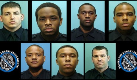 Baltimore Gun Task Force Racketeering Indictments