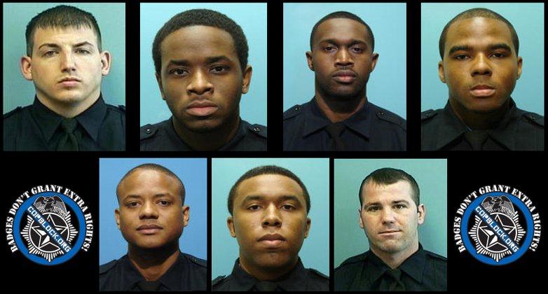 Baltimore Gun Task Force Racketeering Indictments