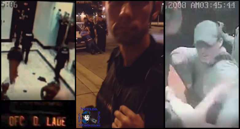 Officer D. Lade Obstructing Legal Filming Fort Lauderdale Police Beating Video