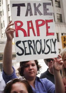 Police Need to Take Rape Seriously