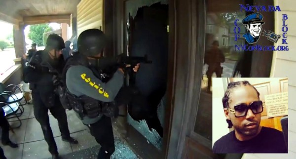 Maurice Neblett Police Raid Wrong House Cause Eviction