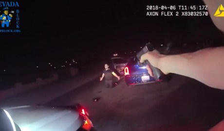 Bodycam video of the shooting of Junior Lopez by LVMPD Officers