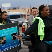 Victims' Families Speak About Impact of Police Violence During Las Vegas May Day Rally and March