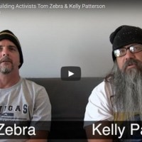 Q&A with Community-Building Activists Tom Zebra & Kelly Patterson