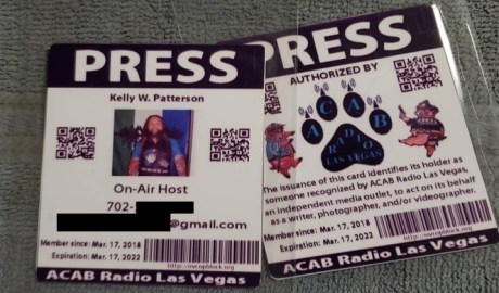 Independent Media Press Pass