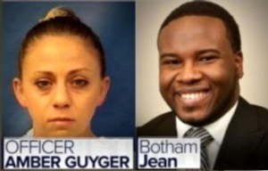 Botham Shem Jean Dallas Police Officer Amber Guyger