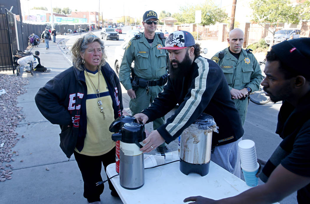 Homeless Helpers Ticketed in Las Vegas - Police Agencies Declare War On Good Samaritans