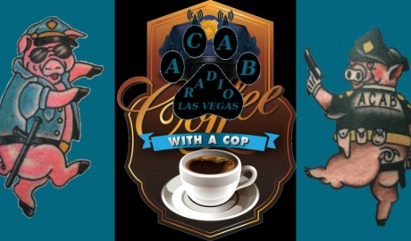 Coffee With a Cop attended by ACAB Radio Hosts