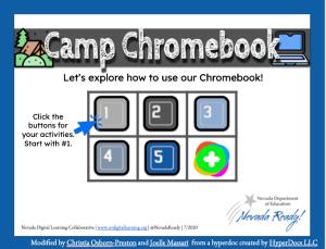 Camp Chromebook