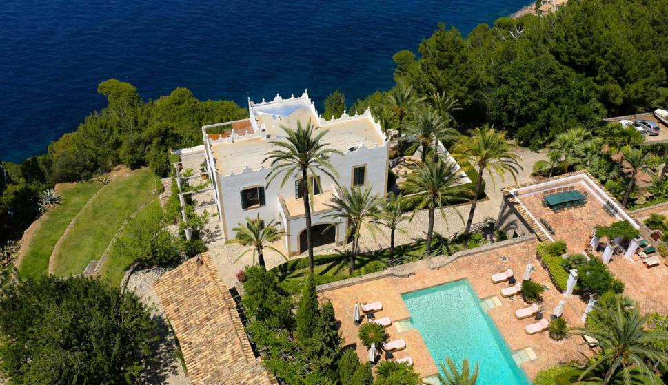 The luxury real estate market of the Balearic Islands does not understand crisis