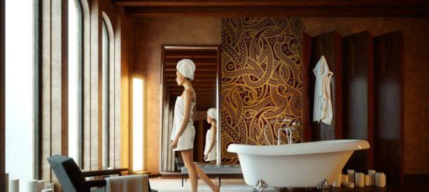 Новый тренд в дизайне ванной комнаты