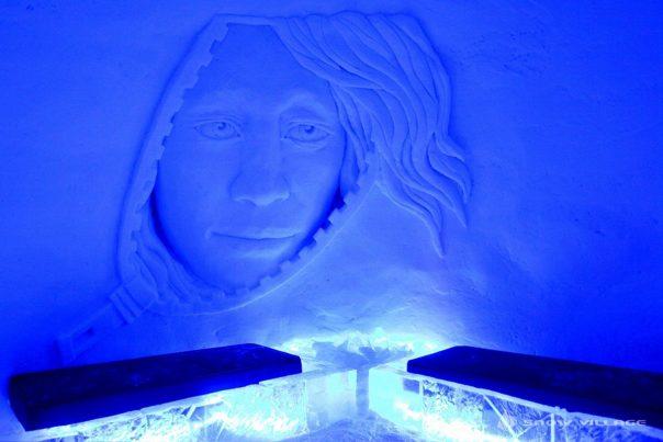 Ледяной отель