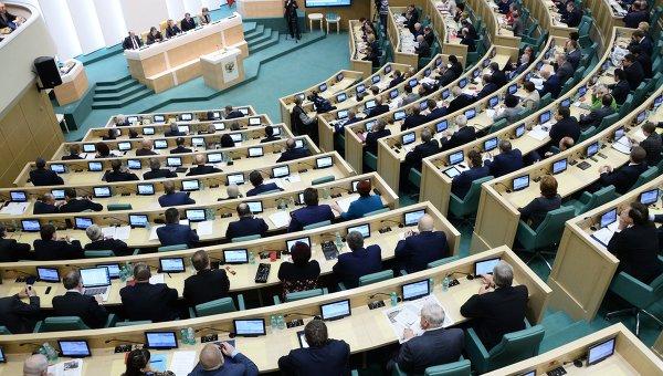 Совет Федерации разрешил использование российских войск за рубежом