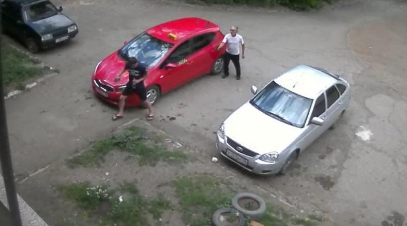 Медногорский таксист стрелял в пассажира