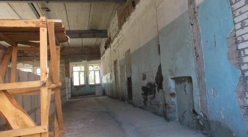 Когда откроется отремонтированная поликлиника в Медногорске