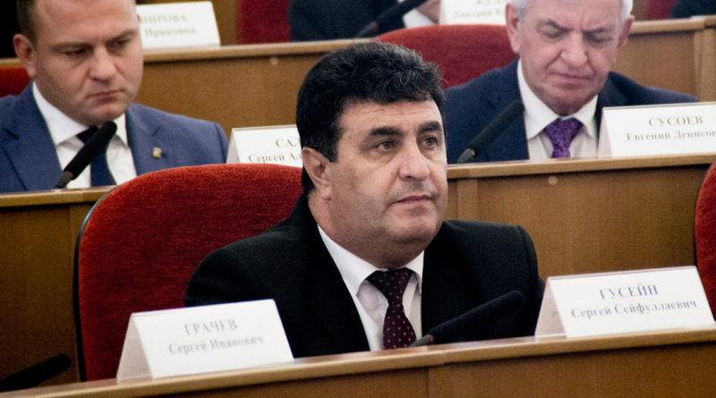 Сергей Гусейн - настало время отчета депутата
