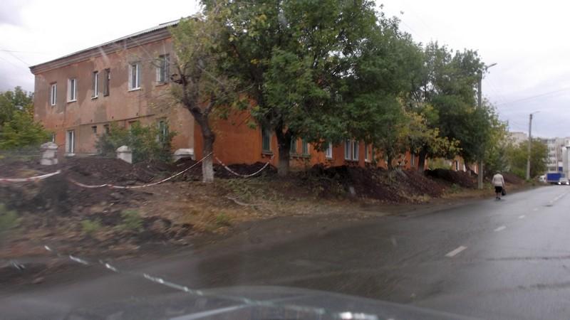 Вченый ремонт в Медногорске