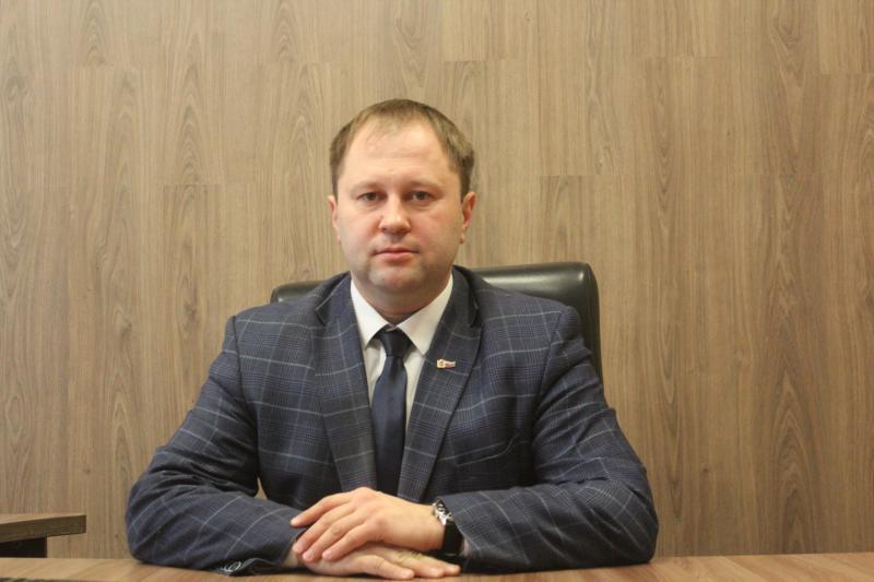 Заместитель главы администрации по социальным вопросам Роман КОМАРОВ