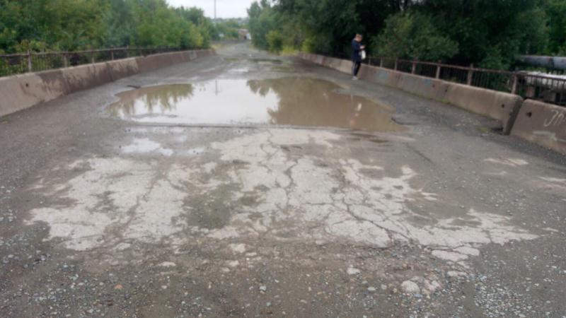 Мост на Н.Сортировке