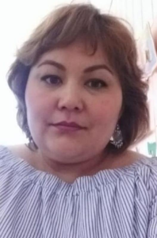 Лилия ГИСАЕВНА