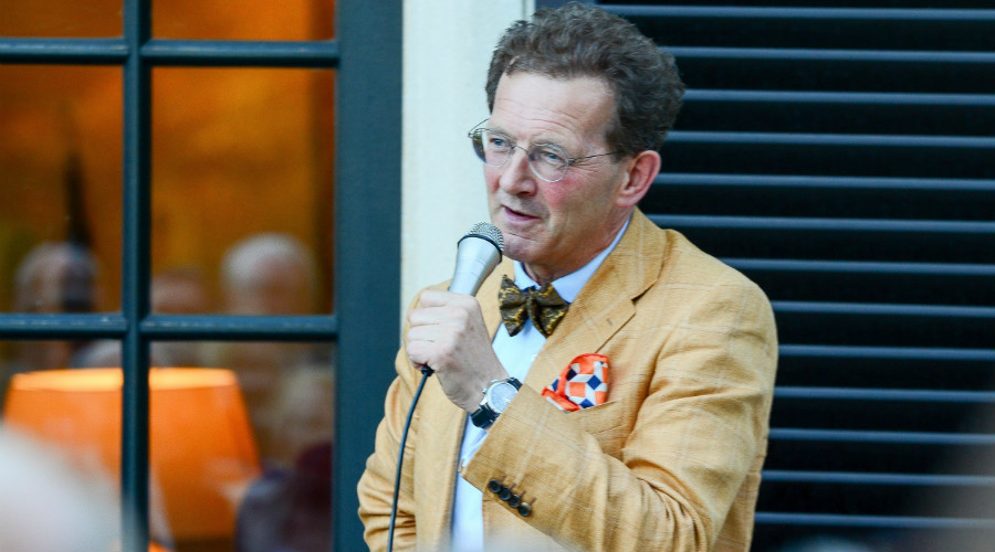 Ambassadeur Peter W Kok