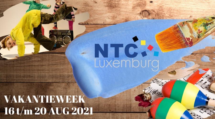 VAKANTIEWEEK NTC 2021