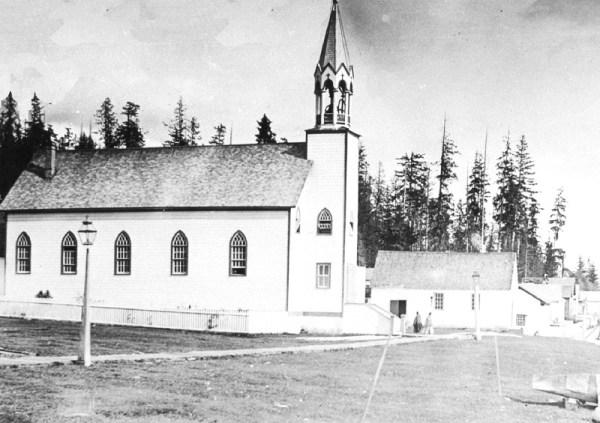 1868 ST. PAUL'S CHURCH St. Paul's Catholic Church, ca ...