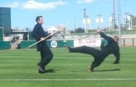 Two Fish Kung Fu reno aces demo
