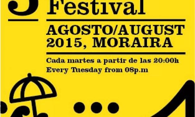 11, 18 & 25 aug: Voramar Street Jazz Festival Moraira